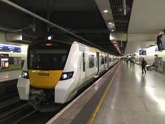 700038, London St Pancras International (looper23) Tags: 700038 london st pancras thameslink class 700 emu june 2017 rail railway train