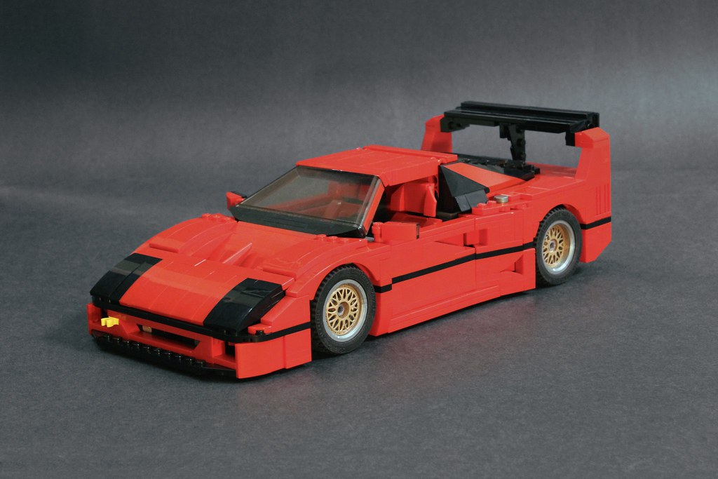 the world 39 s newest photos of f40 and lego flickr hive mind. Black Bedroom Furniture Sets. Home Design Ideas