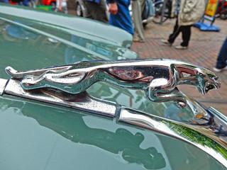 Jag's hood ornament (N2000)