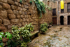 Florejacs  - 6 (rossendgricasas) Tags: street travel europe house old urban architecture building nikon brick wall stone ancient photography photoshop lightroom outdoors tamron no person