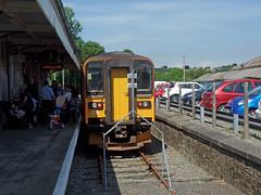 153325 Liskeard (Marky7890) Tags: gwr 153325 class153 supersprinter 2l86 liskeard railway cornwall cornishmainline train