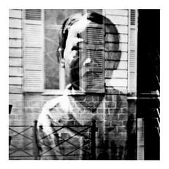 slow graffiti (japanese forms) Tags: ©japaneseforms2017 ボケ ボケ味 モノクロ 日本フォーム 黒と白 bw belleandsebastian blackwhite blackandwhite blancoynegro candid monochrome schwarzweis slowgraffiti square squareformat strasenfotografie straatfotografie streetphotography vlaanderen zwartwit