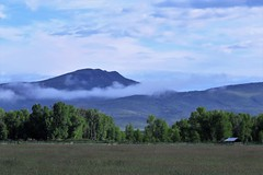 Moody Morning (Patricia Henschen) Tags: carpenterranch hayden ranch carpenter clouds rural thenatureconservancy steamboatsprings colorado moun mountains usroute40 us40