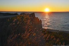 1105 (ontario photo connection) Tags: sunset sunrise skies landscape landscapes ontario canada toronto scarborough scarboroughbluffs lakeontario