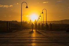 Coffs Harbour Jetty RSA_3088.jpg (armidalerspca1) Tags: jettybeach action sunset australia midnorthcoast outdoor coffsharbour weather nsw sillhouette activity walking sport coffscoast jetty people places manmade