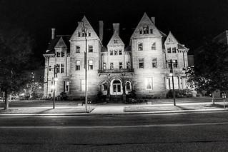 Gannon University's Old Main
