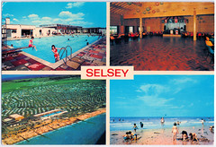Selsey Prior to 1980 (pepandtim) Tags: postcard old early nostalgia nostalgic selsey bennett publications lenham kent uk white horse heated pool viking lodge west sands leisure centre the beach chichester 08091980 1980 84sel92 jackman lansdown house crawford estate louth road camberwell caravan gas fire stone grate television radio weather very hot windy town food cheaper walks sleeping emie olive edie elsie willard frank libby pneumonia ucla medical center 1908 american physical chemist 1949 development nobel prize chemistry jackie 1960