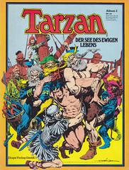 Tarzan-Album Nr. 2 (micky the pixel) Tags: comics comic album ehapaverlag edgarriceburroughs tarzan pirat pirate