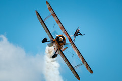 7 (somedaysooned) Tags: d800 duxford iwmduxford imperialwarmuseum iwm airshow airfestival aviation aircraft aeroplane airforce aerobaticdisplayteam airfestival2017 wingwalkers breitling