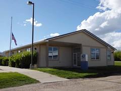 Sweetgrass, Montana  59484 (Postmarks from Montana) Tags: montana sweetgrass toolecounty postoffice