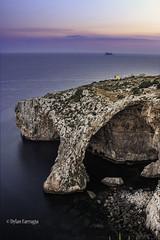 Blue Grotto Cave, Malta (dylan.farrugia) Tags: landscape malta seascape