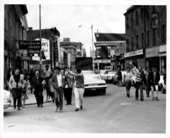 Hello Day, 1971 (Salem State Archives) Tags: salem massachusetts helloday essex burgy zoll keegan salemstate pedestrianmall