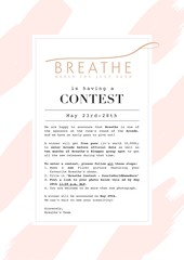 Win Arcade early access and Breathe's Bloggers Group spot for 2 months! ([Breathe]) Tags: breathe thearcadegatcha secondlife