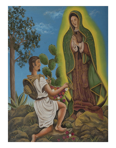 Autor: IXMAEL MARTINEZ IBARRA, Bendición de las rosas  50x40 cm