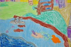 """Conoce a los 3 primeros lugares y a todos los participantes del Concurso Nacional de Pintura Infantil """"El Niño y la Mar"""""""