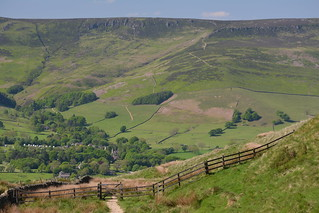 Gateway to Edale, Peak District National Park, Derbyshire, England.