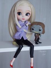Ainda Não!! (♥gik@h) Tags: doll groove pullip funko pop dahlia princess cinderella