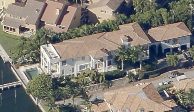 LeBron James Sells His Miami Home