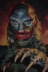 """Universal Studios, Florida: Creature of the Black Lagoon Painting • <a style=""""font-size:0.8em;"""" href=""""http://www.flickr.com/photos/28558260@N04/34610053791/"""" target=""""_blank"""">View on Flickr</a>"""