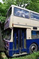 YOX 235K (markkirk85) Tags: wythall transport museum bus buses daimler fleetline mcw west midlands pte new 71972 4235 yox 235k yox235k