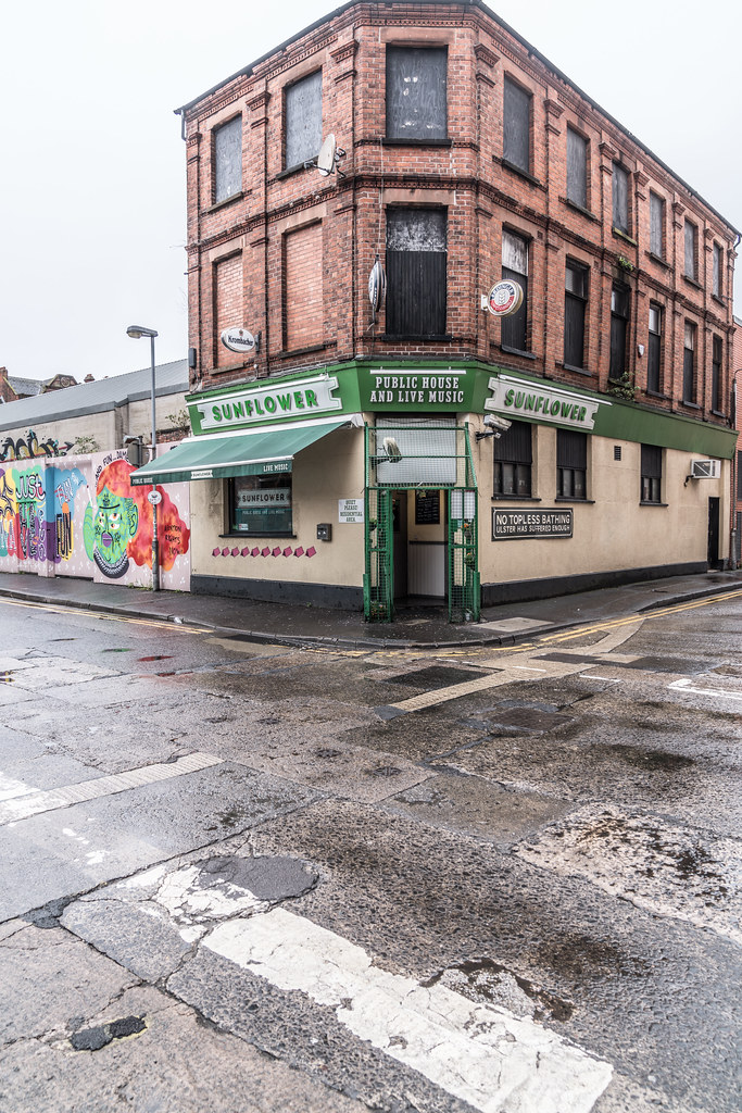 STREET ART AND GRAFFITI IN BELFAST [ANYTHING BUT THE FAMOUS MURALS]-129143