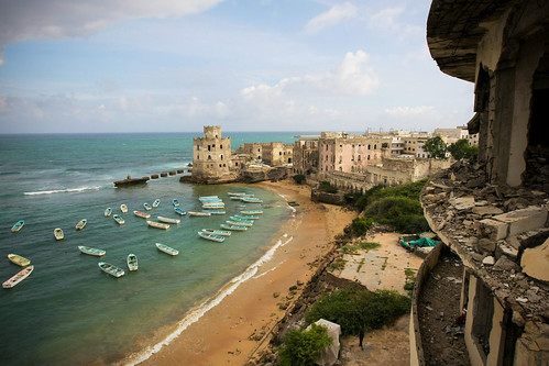 Daily life in Mogadishu