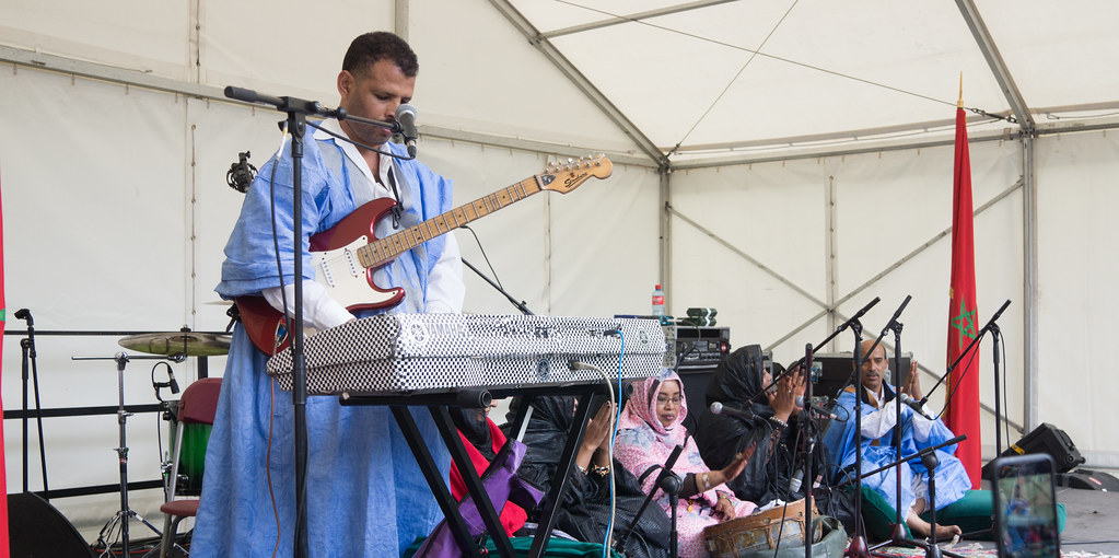 Mnat Aichata A Southern Morocco Band [Africa Day 2017 Dublin]-128856