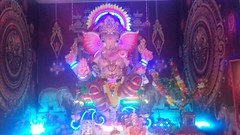 20160909_180914 (bhagwathi hariharan) Tags: ganpati ganesh ganpathi ganesha ganeshchaturti ganeshchturthi lordganesha god lord nalasopara nallasopara mumbai sarvajanik utsav
