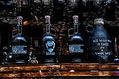 Four Bottles in London