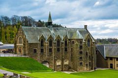 Ampleforth  College (Hogwarts House) (Geordie_Snapper) Tags: april build buildings canon5d3 canon2470mm landscape march northyorkshire spring sunnyovercast