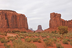 Monument Valley Colorado Plateau EXPLORED (Vee living life to the full) Tags: sky cloud clouds blue picture view nikond300 2017 holiday travel tourism tourist placestovisit traveller pleasure usa california arizona distance city architecture creosote rock cliff sheer drop mountains monumentvalley utah skyline horizon sitting geology sedimentary compression uplift grandcanyon people