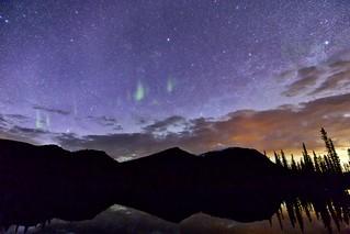 Steve Picket fence meteor 12:33am