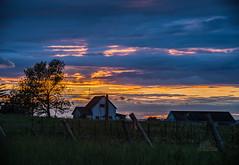 June 5: Vinemount Realestate (_Matt_T_) Tags: explore 102 agriculture vineyard sijun2017 sunset cloud sky farm singlechallenges hdpda55300mmf458edwr hamilton ontario canada ca