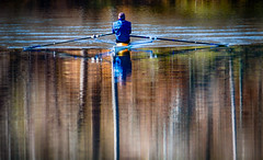 Scull on the Chattahoochee [Explore] (robh4754) Tags: