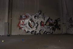 Oc (NJphotograffer) Tags: graffiti graff new jersey nj abandoned building urban explore oc mhs crew