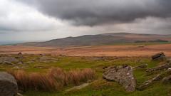 Rainy Dartmoor (mpb_17) Tags: landscape moorland dartmoor england storm clouds