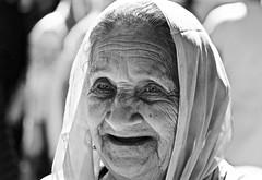 IMG_9415 (FraConti84) Tags: bw bwphotography bwportrait blackandwhite blackandwhiteportrait ritratto retrato portrait canon sihkfestivalrome wrinkles oldwoman italy roma