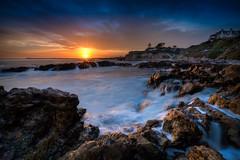 Little Cornoa Del Mar (ADW44) Tags: newportbeach sunset beach ocean leefilters nd filter canon5dmarkiii canon 1635mm f4 gitzo reallyrightstuff california coronadelmar orangecounty