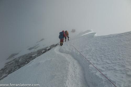 080-Arribant al Cim Everest