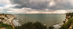 8Z1A2907-Pano-1 (wernkro) Tags: portoempedocle panorama sizilien krokor landschaft