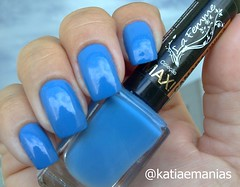Haya (La Femme) (katiaemanias) Tags: lafemme esmalteslafemme katiaemanias polish nailpolish azul nails nail unhas unha esmalte esmaltes