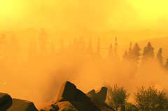 1_photo_18 (Esaú Alberto Canto Novelo) Tags: firewatch videogame fire yellowstone outdoors mountain national park nationalpark camping