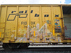 (gordon gekkoh) Tags: onorok a2m freight graffiti