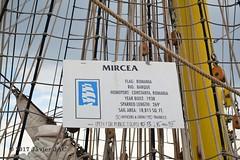 El Velero Rumano Mircea es un velero del tipo barca de tres mástile  (44) (javier_cx9aaw) Tags: elero rumano mircea