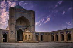 Mezquita Kalon, Bukhara (4) (bit ramone) Tags: mezquita mosque bukhara bujara silkroad uzbekistan bitramone