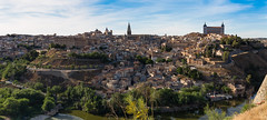 Toledo Panorama 03 (Sam García GA.) Tags: toledo spain catedral medieval cathedral panorama city urban middleage