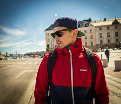 IMG_6562 (Varjoww) Tags: stockholm sweden spring summer boy men sunglasses street urban old town gamla stan water boat tree church lamborghini ferrari aprilia stairs colourful canon 6d heineken monks adidas gant levis tiger jack jones