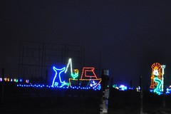08 Fishing Boat (megatti) Tags: boat buckscounty christmas christmaslights pa pennsylvania shadybrookfarm yardley