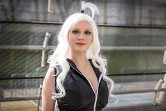 Manga-Comic-Con 2017 Leipzig (illertal-foto) Tags: leipzig mangacomiccon girl 2017 gaziano costumi cosplay cosplayer colori colors lucca comics portrait ritratto woman beauty foto fotografia sguardo blond sexy kostüm leipziger buchmesse manga comic con convention literatur autoren book sachsen messe messegelände anune germanmodel model girlshooting hot fashion longhair