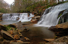 MillShoals+1_9375__TCW (nickp_63) Tags: french broad mill shoals falls living waters ministry north carolina nc waterfall cascade long exposure nature whitewater boulders rocks river stream water creek forest platinumheartaward